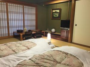 Kawaguchiya Kinosaki Riverside Hotel, Hotely  Toyooka - big - 7