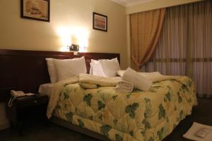 Horizon Shahrazad Hotel, Отели  Каир - big - 23