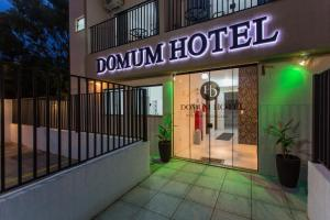 Domum Hotel, Отели  Pindamonhangaba - big - 36