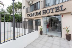 Domum Hotel, Отели  Pindamonhangaba - big - 1