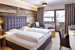 Mountain Boutiquehotel Der Grüne Baum, Hotel  Ehrwald - big - 5