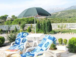 White House Villa, Vily  Budva - big - 18