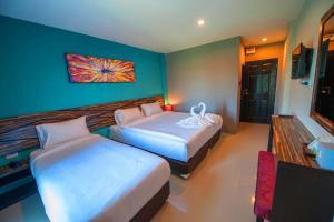 Dwella Suvarnabhumi, Отели  Лат-Крабанг - big - 14