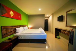 Dwella Suvarnabhumi, Отели  Лат-Крабанг - big - 36