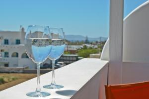 The Saint Vlassis, Hotels  Naxos Chora - big - 66