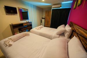 Dwella Suvarnabhumi, Отели  Лат-Крабанг - big - 39