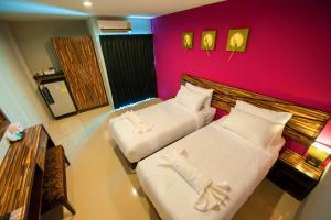 Dwella Suvarnabhumi, Отели  Лат-Крабанг - big - 40