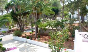 Hacienda Encanto del Rio, Apartmány  Es Figueral Beach - big - 63