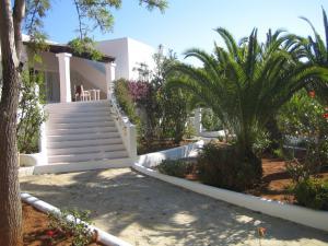 Hacienda Encanto del Rio, Apartmány  Es Figueral Beach - big - 17