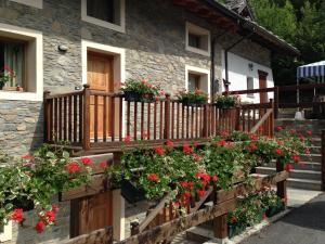 I Picchi, Гостевые дома  Charvensod - big - 19