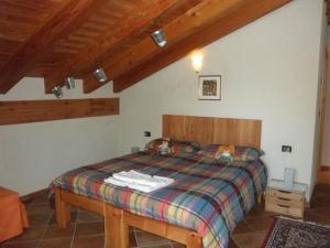 I Picchi, Гостевые дома  Charvensod - big - 12