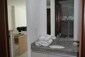 VIP Beira Mar Residence, Aparthotely  Fortaleza - big - 29