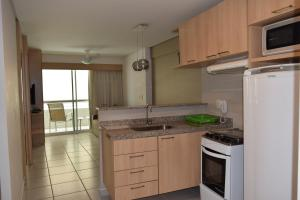 VIP Beira Mar Residence, Aparthotely  Fortaleza - big - 36