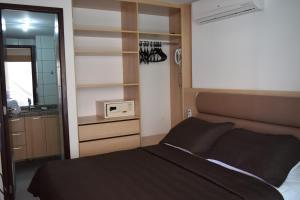 VIP Beira Mar Residence, Aparthotely  Fortaleza - big - 48