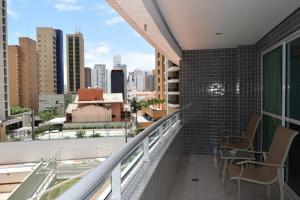 VIP Beira Mar Residence, Aparthotely  Fortaleza - big - 61