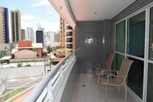 VIP Beira Mar Residence, Aparthotely  Fortaleza - big - 62