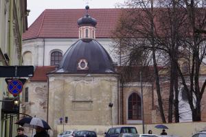Traku Apartments Old Town, Apartments  Vilnius - big - 9