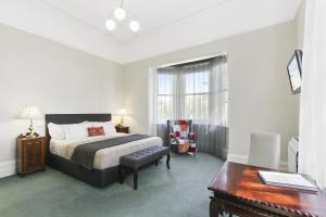 The Riversleigh, Отели  Bairnsdale - big - 6