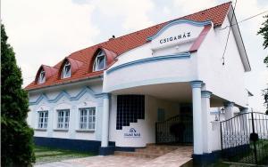 Csigaház panzió, Penziony  Gyula - big - 48