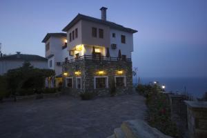 Guesthouse Papagiannopoulou, Apartmanok  Zagorá - big - 65