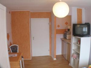 Gästehaus beckerwelt, Ubytování v soukromí  Kassel - big - 14