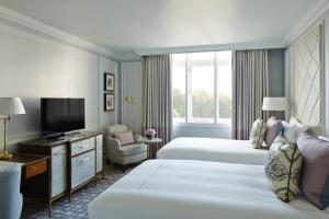 Executive King or Twin Room with Lounge Access and Park View