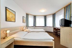 Hotel Rajsky, Szállodák  Český Krumlov - big - 10