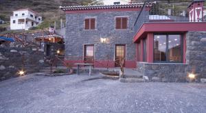 Casa do Barco, Case di campagna  Arco da Calheta - big - 31