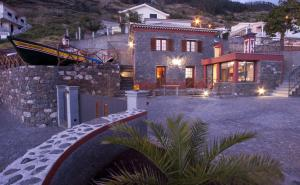 Casa do Barco, Case di campagna  Arco da Calheta - big - 23