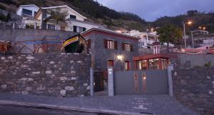 Casa do Barco, Case di campagna  Arco da Calheta - big - 39
