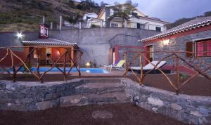 Casa do Barco, Case di campagna  Arco da Calheta - big - 32
