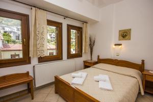 Guesthouse Papagiannopoulou, Apartmanok  Zagorá - big - 45