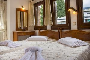 Guesthouse Papagiannopoulou, Apartmanok  Zagorá - big - 47