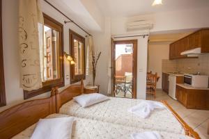 Guesthouse Papagiannopoulou, Apartmanok  Zagorá - big - 48