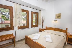 Guesthouse Papagiannopoulou, Apartmanok  Zagorá - big - 49