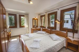 Guesthouse Papagiannopoulou, Apartmanok  Zagorá - big - 53