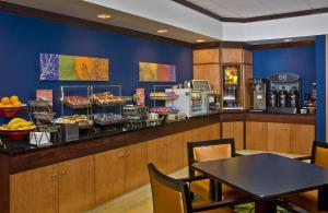 Fairfield Inn Dulles Airport Chantilly, Szállodák  Chantilly - big - 31
