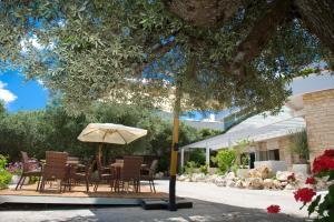Hotel Orsa Maggiore, Hotel  Castro di Lecce - big - 63