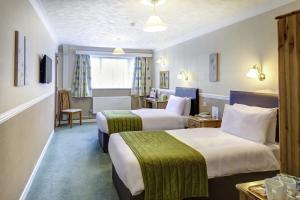 Best Western Weymouth Hotel Rembrandt, Отели  Уэймут - big - 3