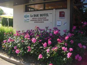 Le Brit Hotel Dak Hotel, Hotely  Avallon - big - 23