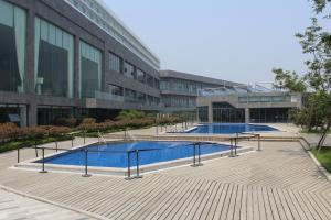 Wyndham Grand Qingdao, Hotels  Huangdao - big - 28