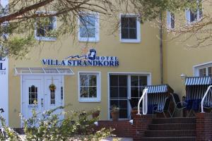 Hotel Villa Strandkorb