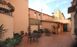 Green Apartments Rome, Prázdninové domy  Řím - big - 7