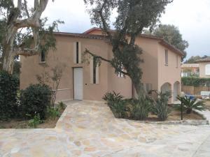 Villa Angelina Jardin, Апартаменты  Гримо - big - 7