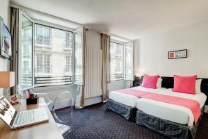 Hotel Caumartin Opéra - Astotel, Отели  Париж - big - 7