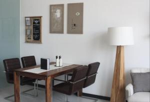 Silentio Apartments, Apartments  Leipzig - big - 14