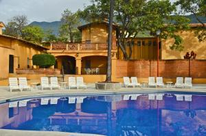 Villas Danza del Sol, Отели  Ajijic - big - 34