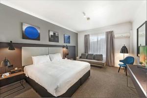 Chambre Lit King-Size Supérieure - Économique Premium