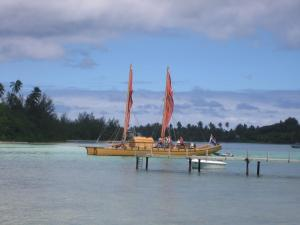 Avana Waterfront Apartments, Apartmanok  Rarotonga - big - 16