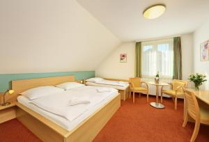 Penzion Krumlov - B&B Hotel, Vendégházak  Český Krumlov - big - 25